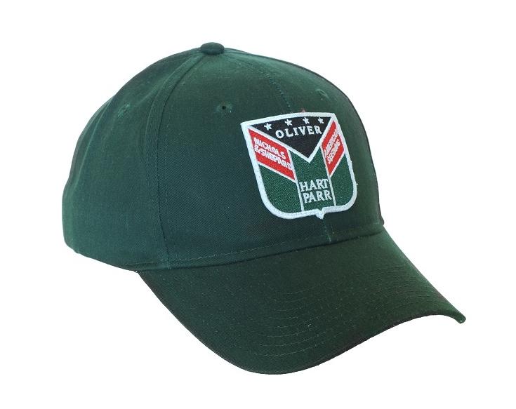 Hart Parr Oliver Hat - Solid Green
