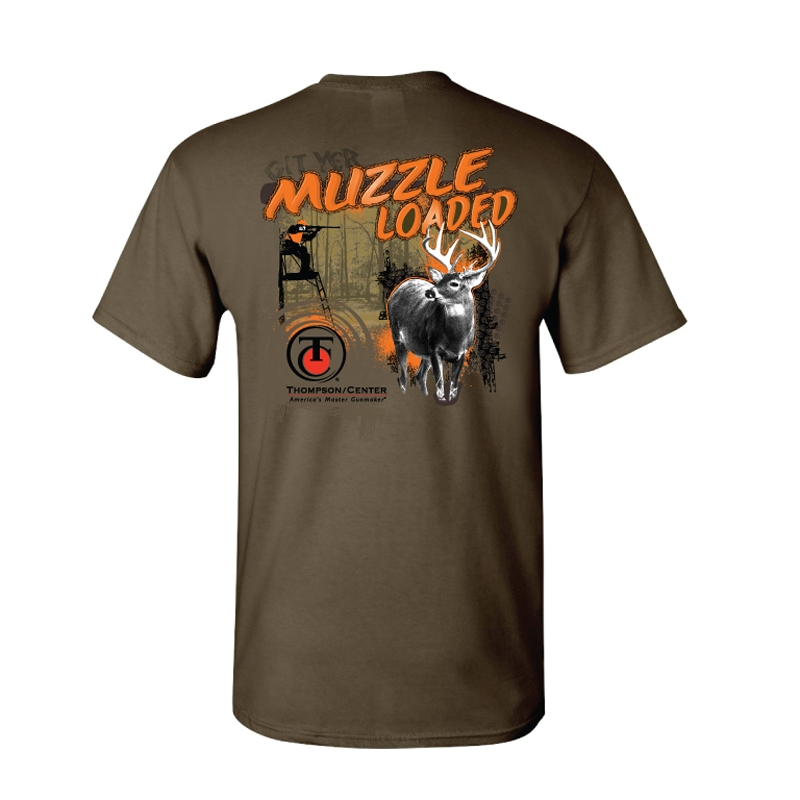Thompson Center Muzzle Loaded T-Shirt