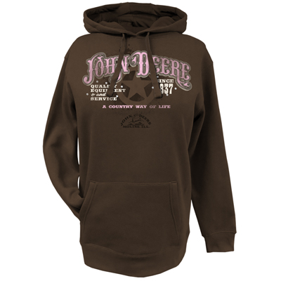 John Deere A Country Way of Life Hoodie
