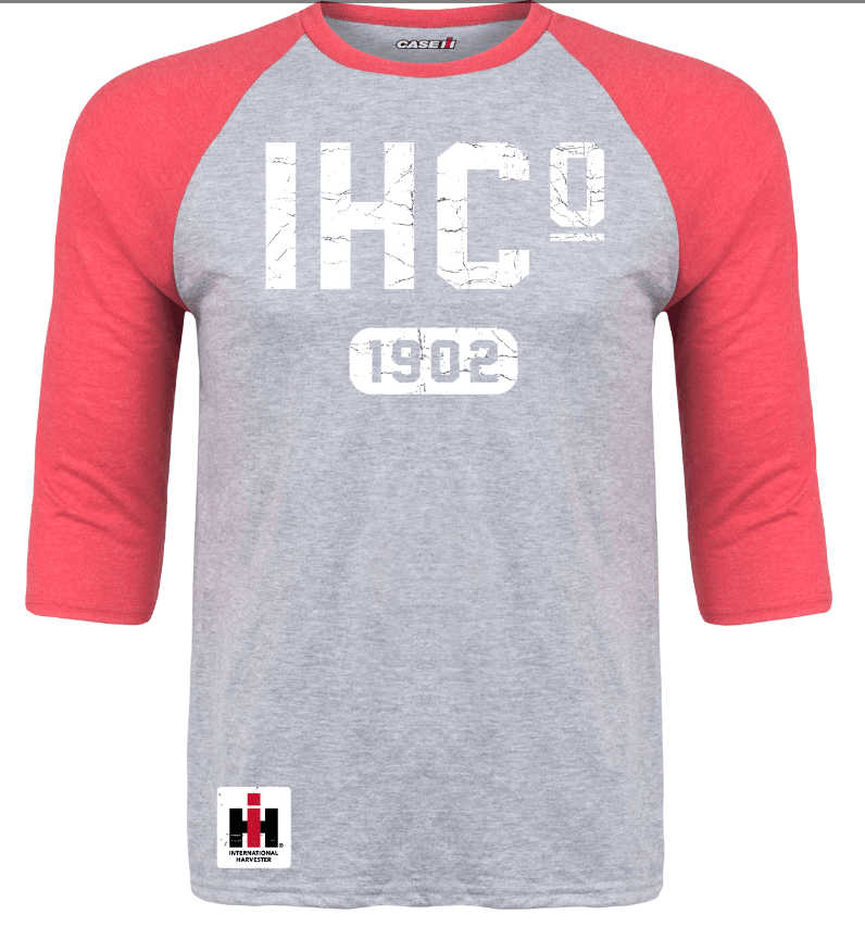 IHC Men's 1902 Raglan T-Shirt