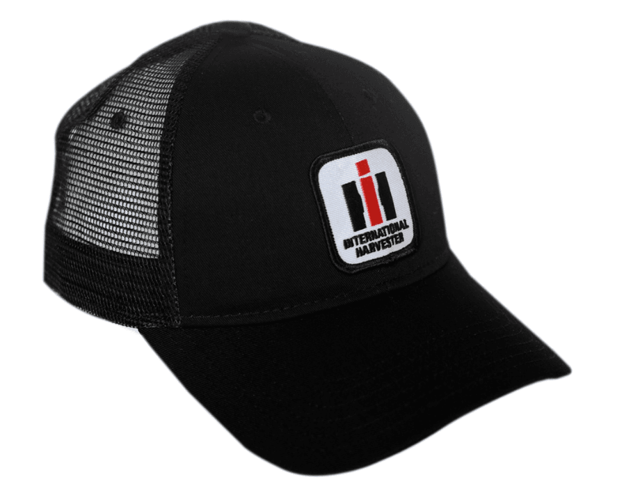International Harvester Logo Mesh Baseball Cap