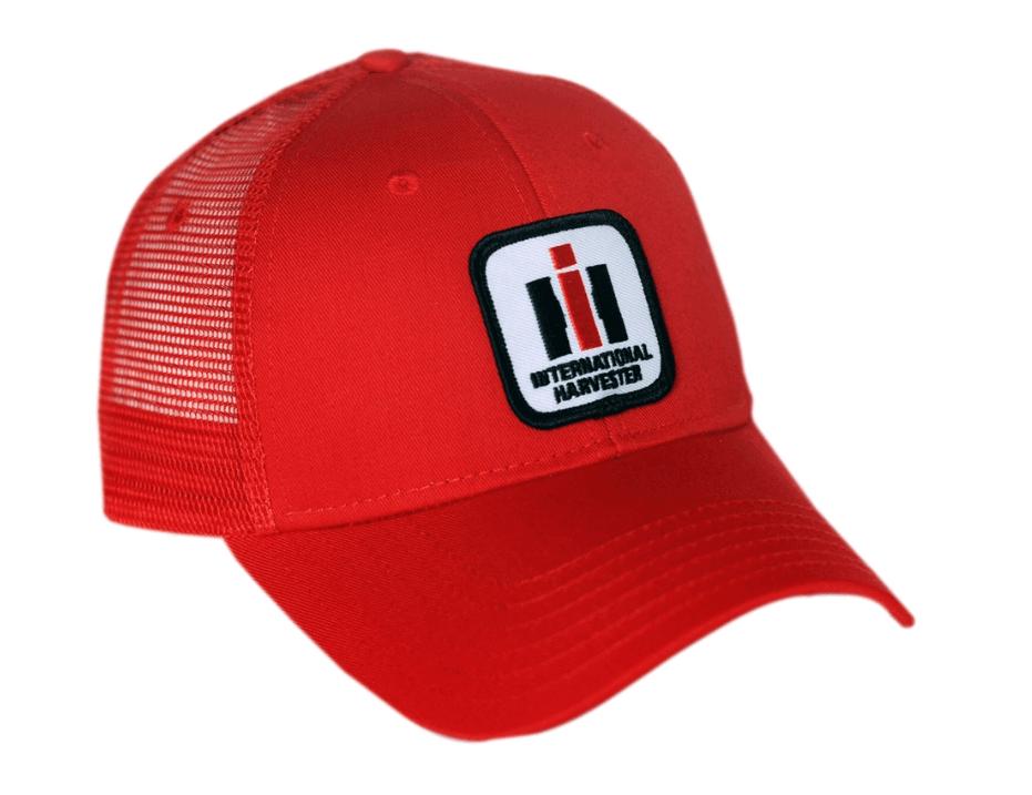International Harvester Logo >> International Harvester Logo Mesh Baseball Cap Usfarmer Com