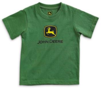 DAMAGED Kid's John Deere T-Shirt