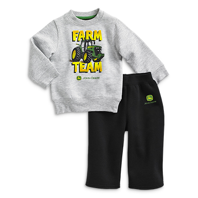 John Deere Farm Team Lounge Set