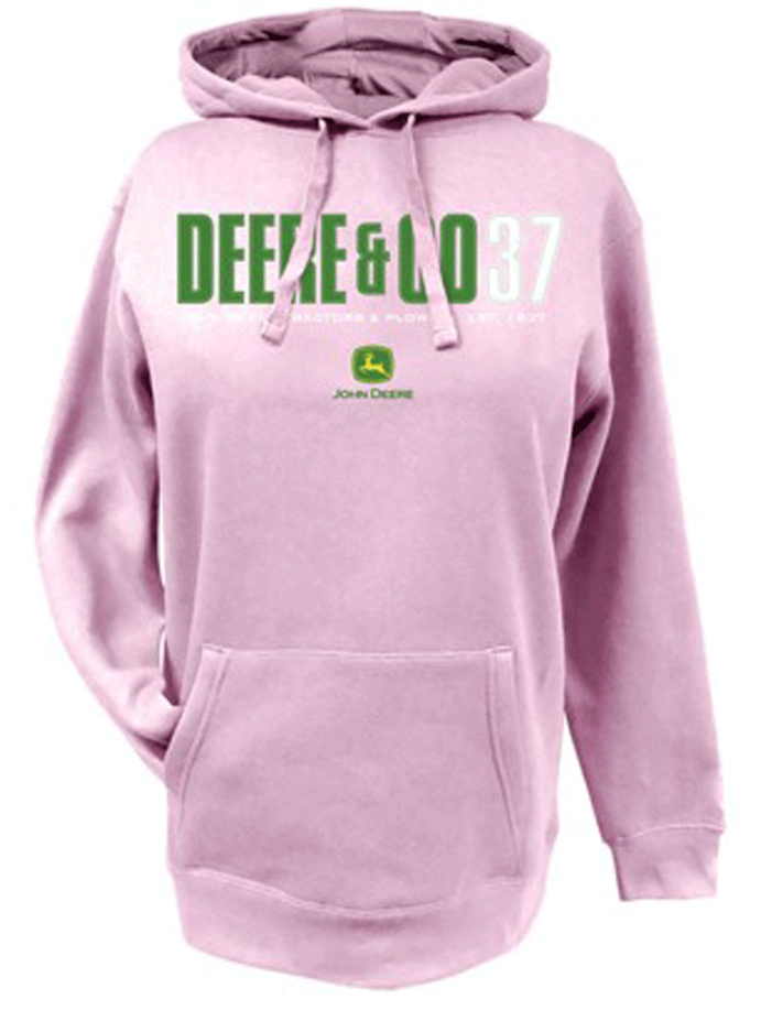 DAMAGED John Deere Deere & Co Hoodie