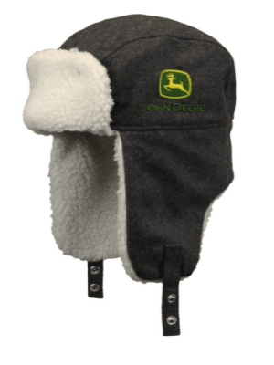 John Deere Men's Trapper Hat