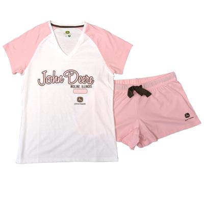John Deere JD Script Pajamas