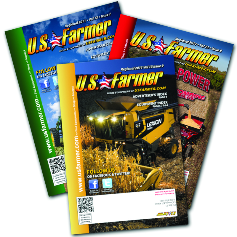 U.S. Farmer Magazine Subscription
