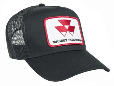 Massey Ferguson Mesh Trucker Cap