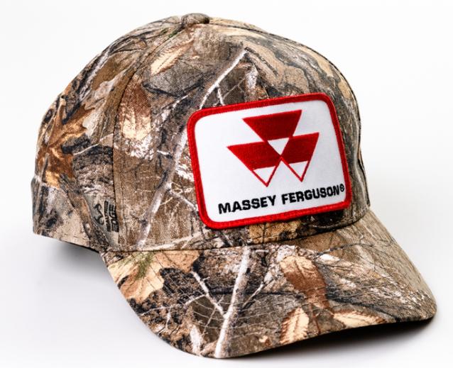 Massey Ferguson Real Tree Camo Hat