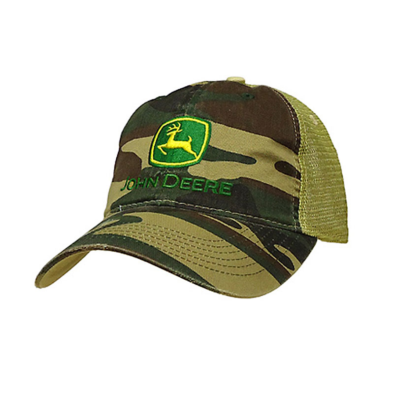 John Deere Mesh Cap