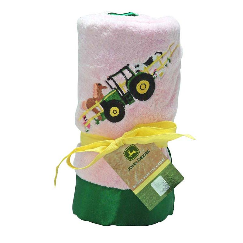 John Deere Farm Blanket
