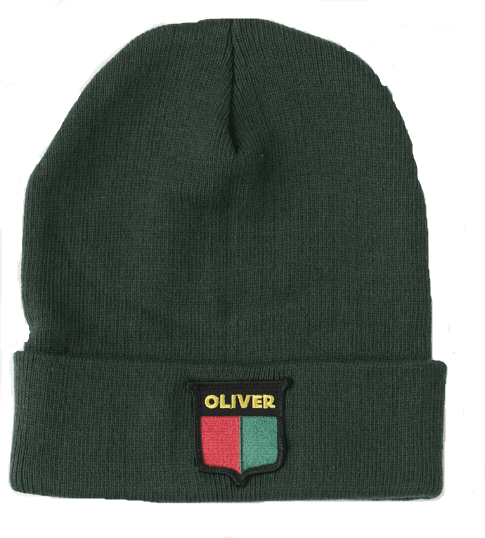 Oliver Tractor Logo Knit Hat