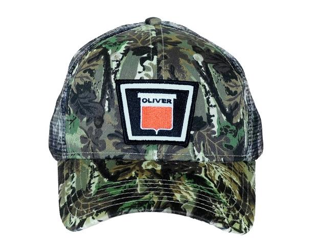 6fa20600 Oliver Camouflage Hat - Keystone Logo   USFarmer.com