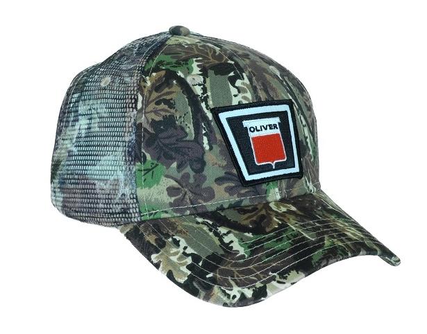 Oliver Camouflage Hat - Keystone Logo