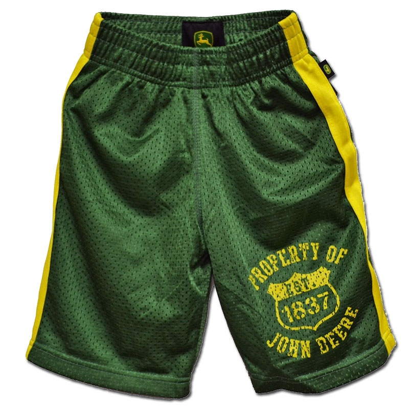 John Deere Athletic Shorts