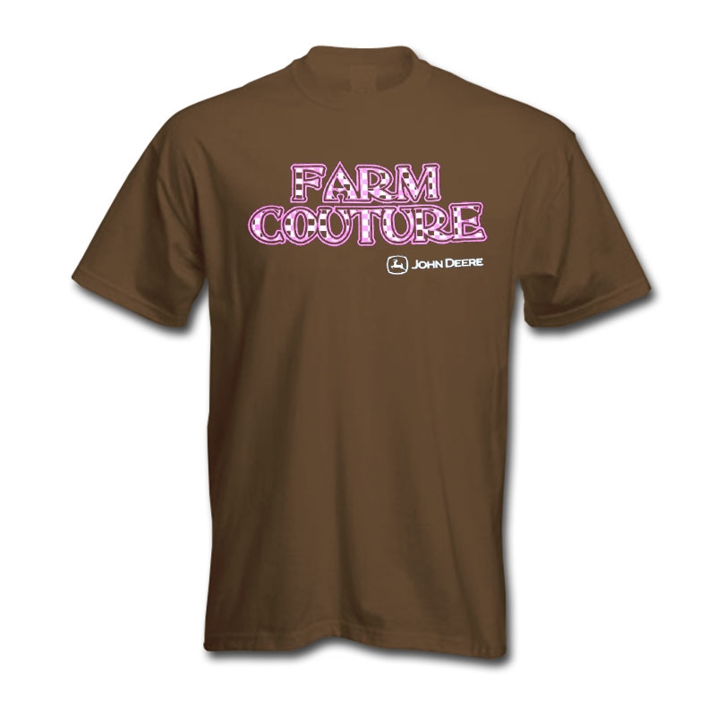 John Deere Farm Couture T-Shirt