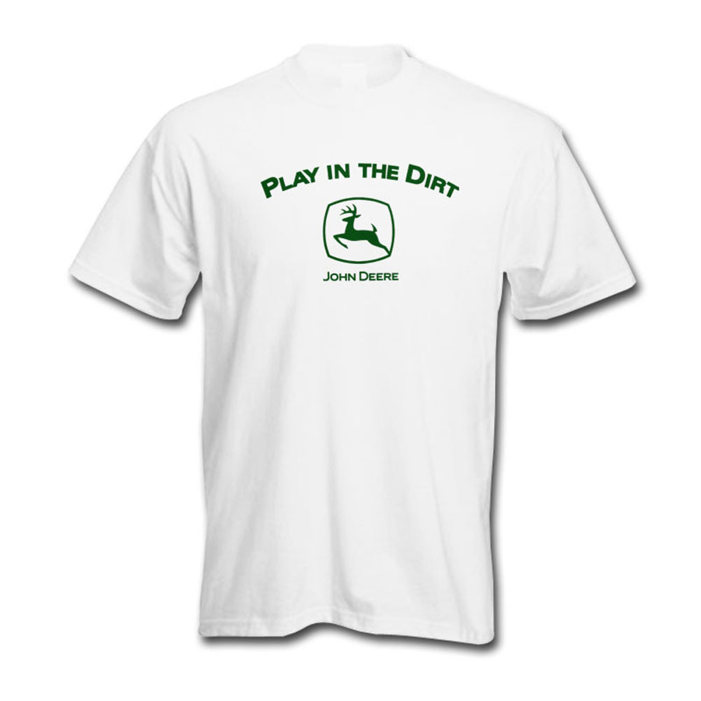 John Deere Play In The Dirt T-Shirt