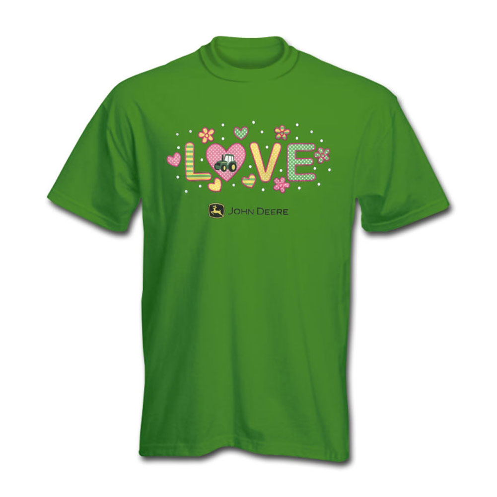 John Deere Love T-Shirt