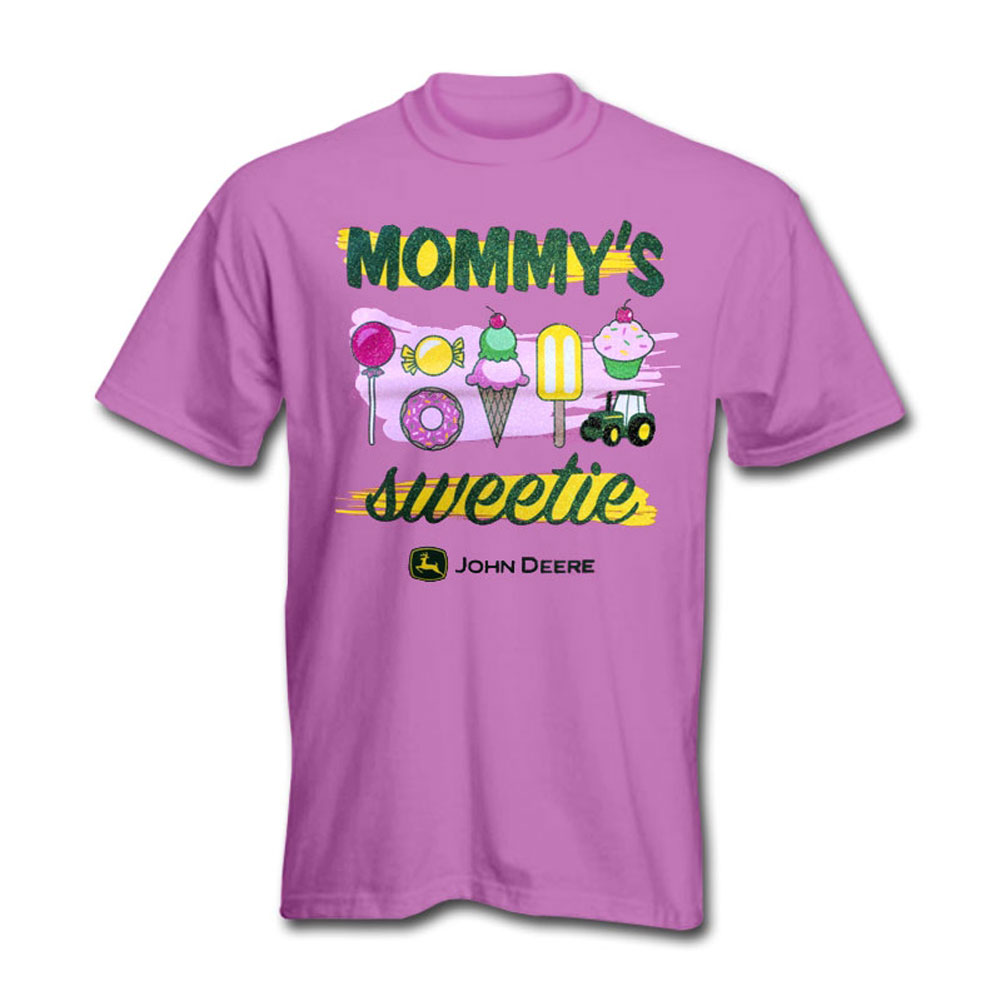 John Deere Mommys Sweetie T-Shirt