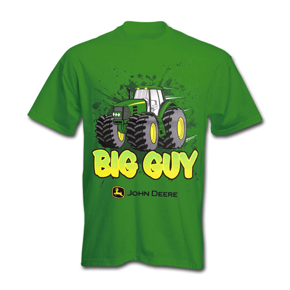 John Deere Big Guy T-Shirt