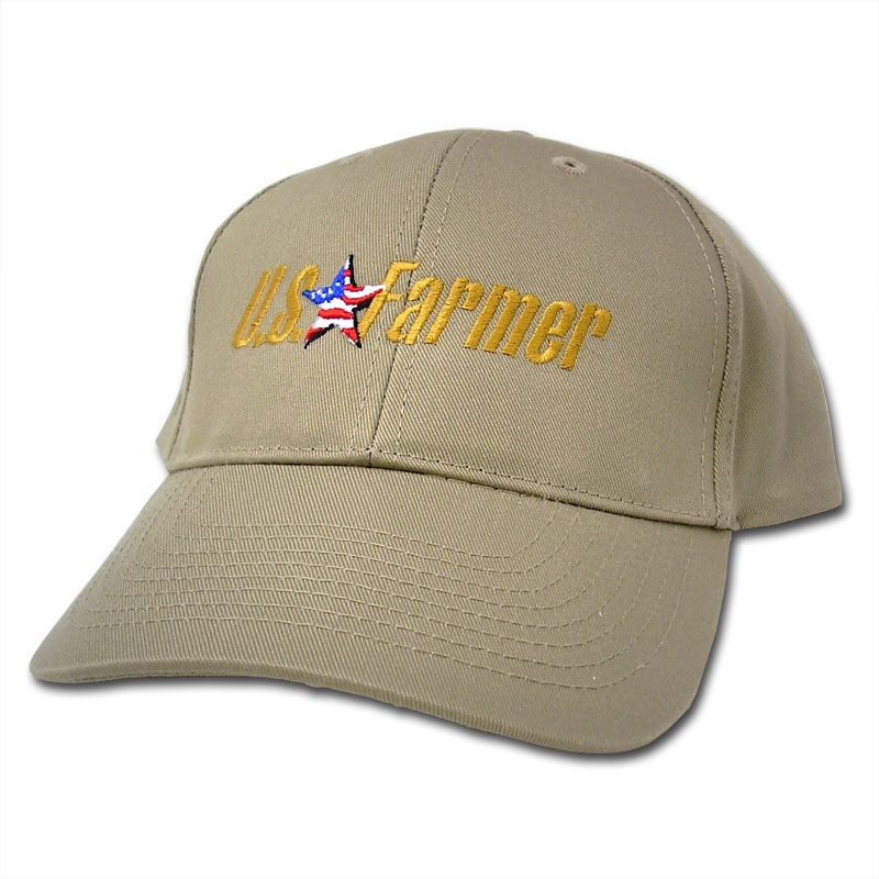 U.S. Farmer Low Profile Cap