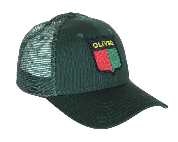 Vintage Oliver Hat - Green Mesh
