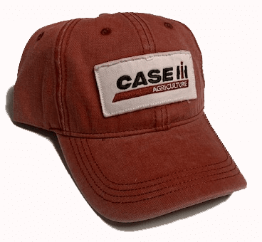 Case IH Ladies Distressed Logo Cap